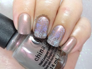 Pastel sin nail art