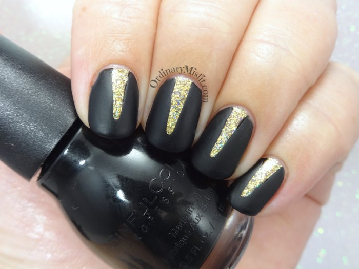 Friday Triad - Inspired by NailsbyCambria