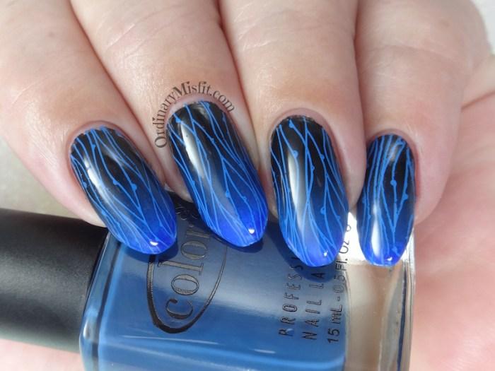 Week 14 - Blue & black