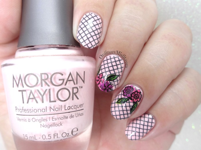 Born Pretty Store review - S002 stamping plate