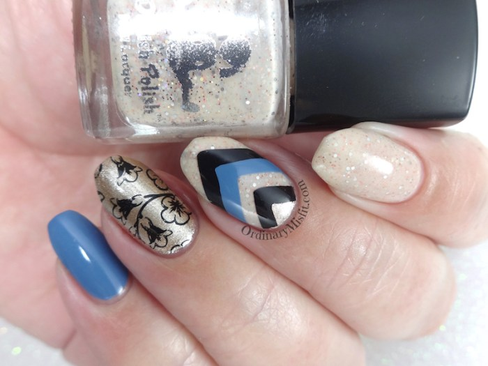 Friday Triad - Inspired by @Whatsonmynailstoday