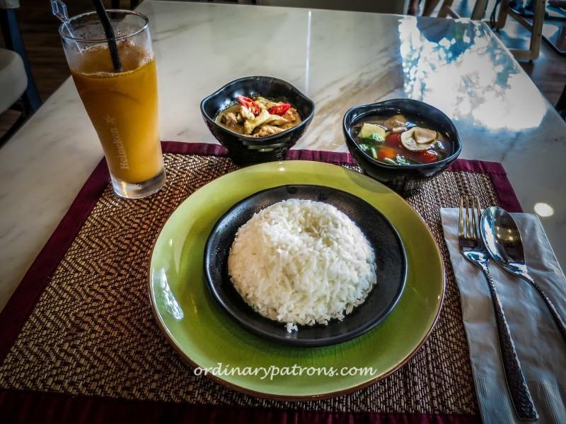 Mai Thai Restaurant @ Greenwich V