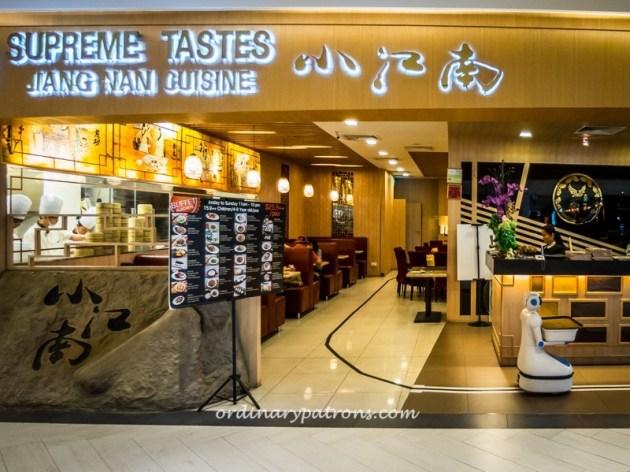 Supreme Tastes, Dining Edition, Marina Square