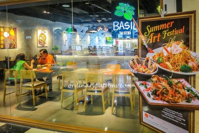 Basil Thai Kitchen Kallang Wave