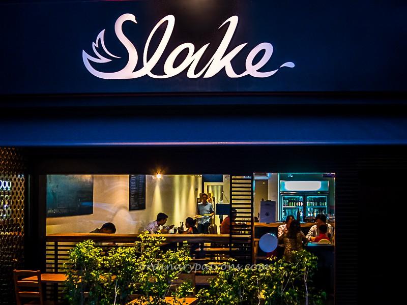 Slake @ Swan Lake Avenue