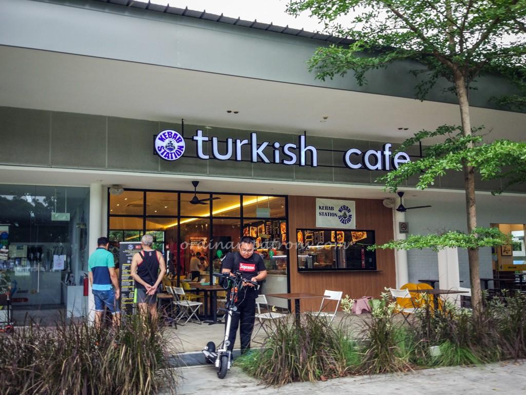 Kebab Station Turkish Cafe East Coast Park
