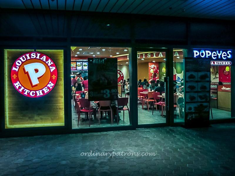 Popeyes Loiusiana Kitchen