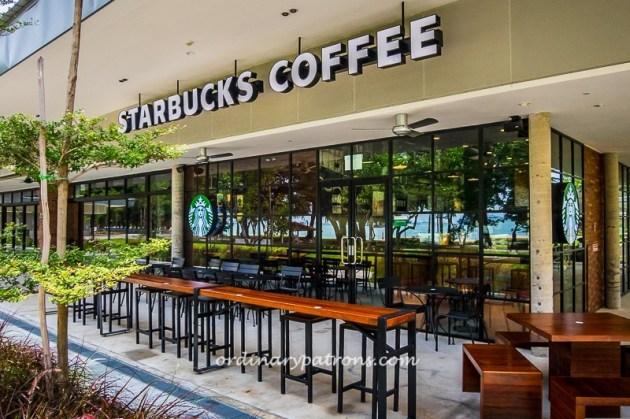 Starbubks @ Parkland Green