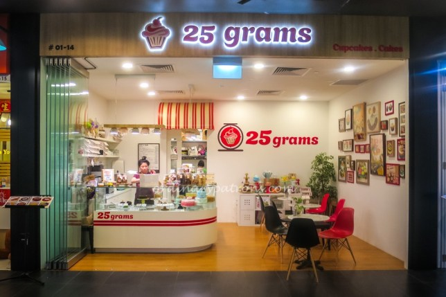 25 Grams at Aperia Mall