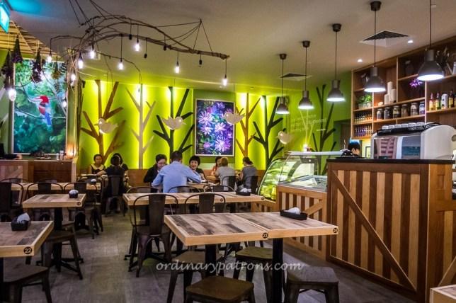Nature Cafe @ Aperia Mall