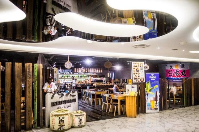 Ishinomaki   grill & sake dining concept