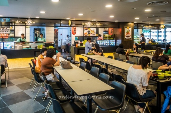 Food Court @ One KM Mall