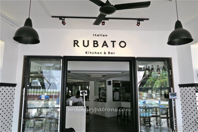 RUBATO Italian Kitchen Christmas