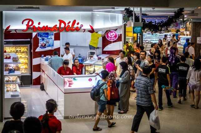 PrimaDeli at The Seletar Mall