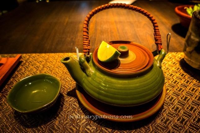 Soup @ Inakaya Hong Kong