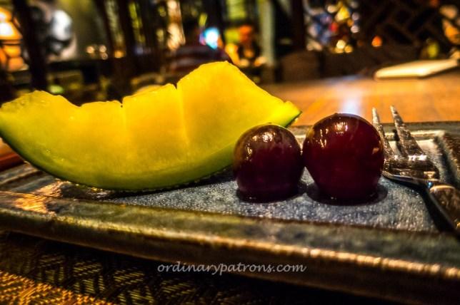 Dessert @ Inakaya Hong Kong