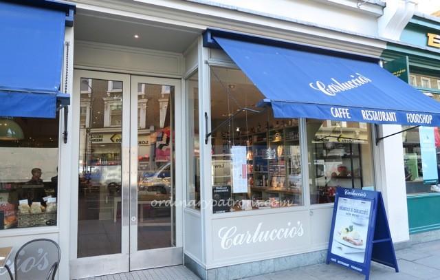 Carluccio's Nottinghill London8