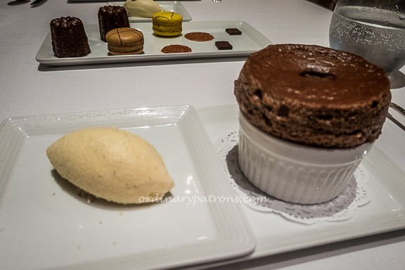 Souffle at Gunther's