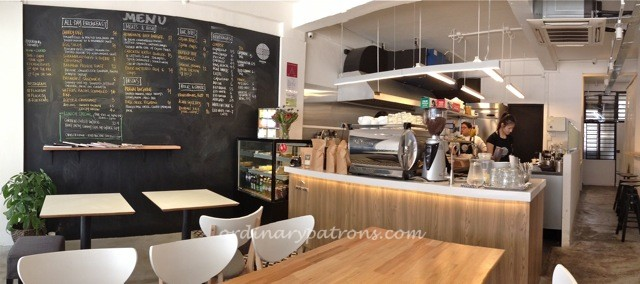 Flock Cafe - New Cafes in Singapore