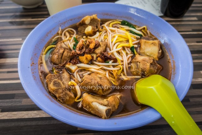 Pork Ribs Noodles East Coast