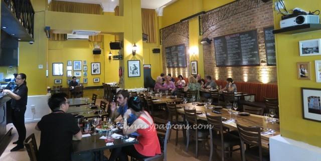 Don Quijote Spanish restaurant16