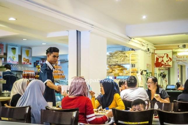 Sari Ratu Restaurant