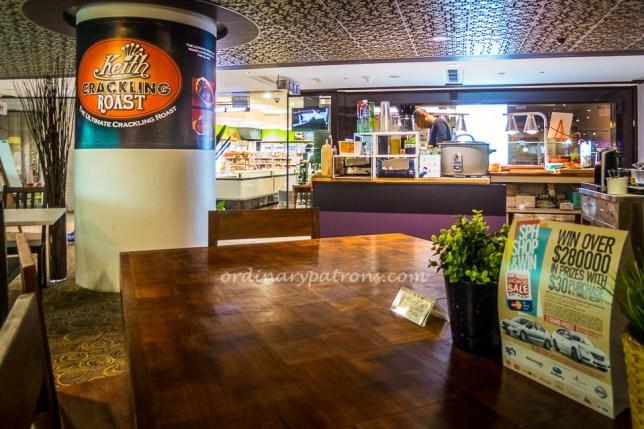 Keith Crackling Roast at 112 Katong
