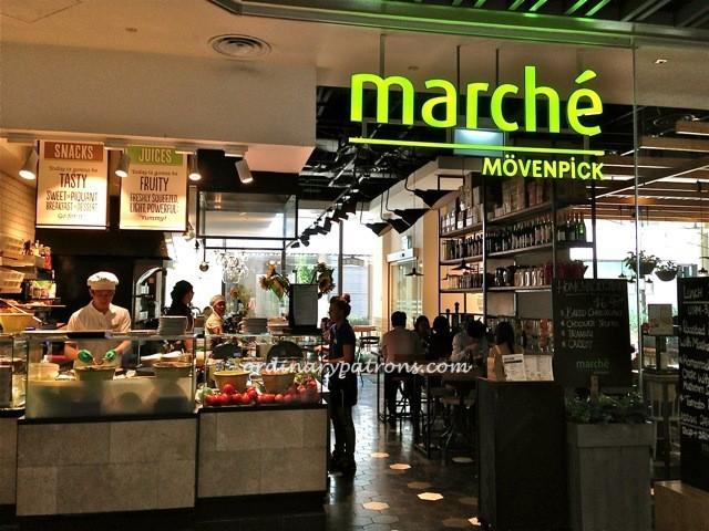 Marche Movenpick @ Jem9