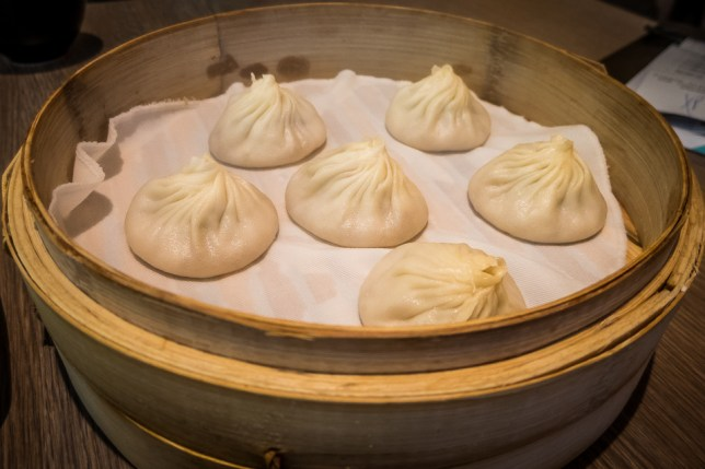 Paradise Dynasty Xiao Long Bao