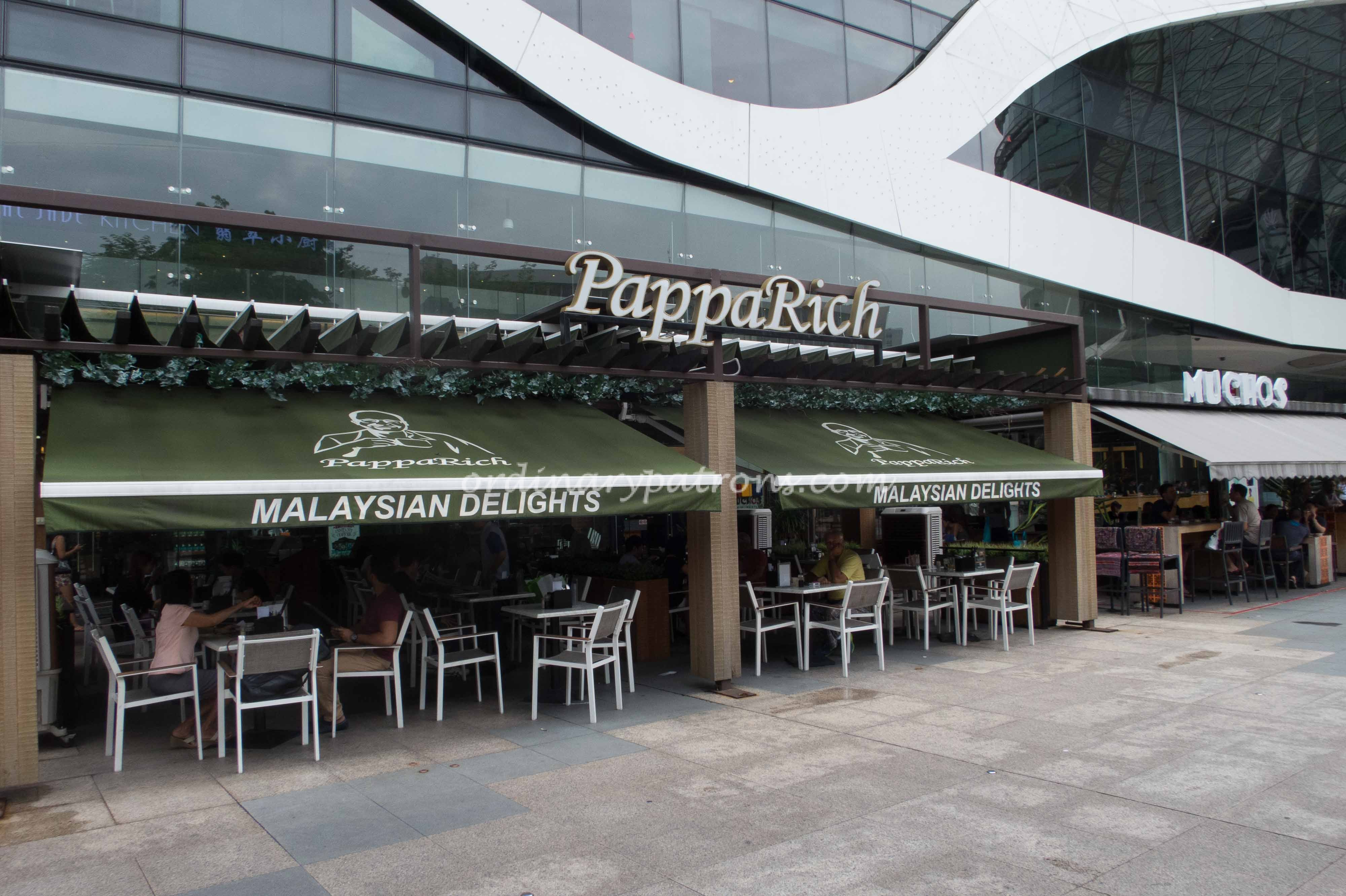 PappaRich Plaza Singapura