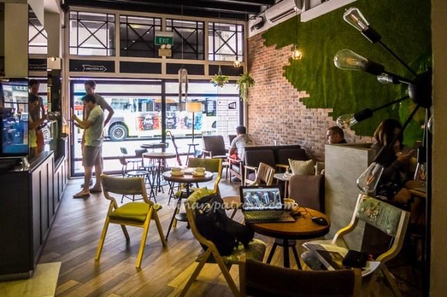 Avenue Cafe Joo Chiat Singapore