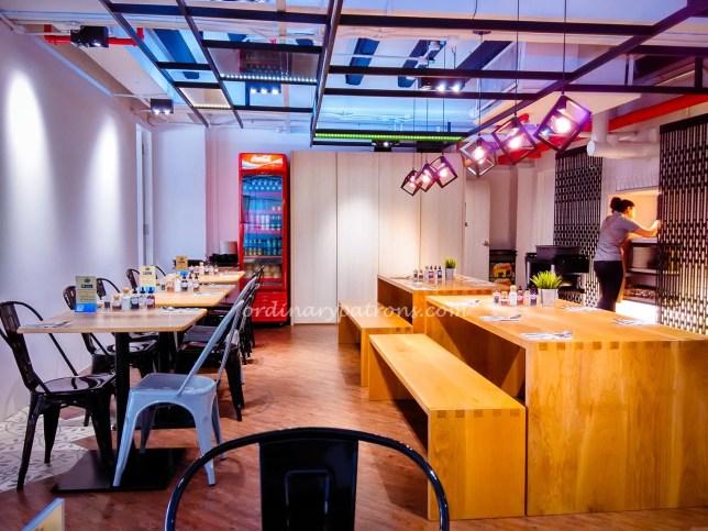 Cha Thai restaurant Telok Ayer Singapore