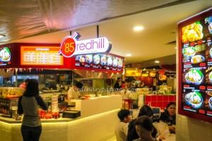 Plaza Singapura Redhill Noodles