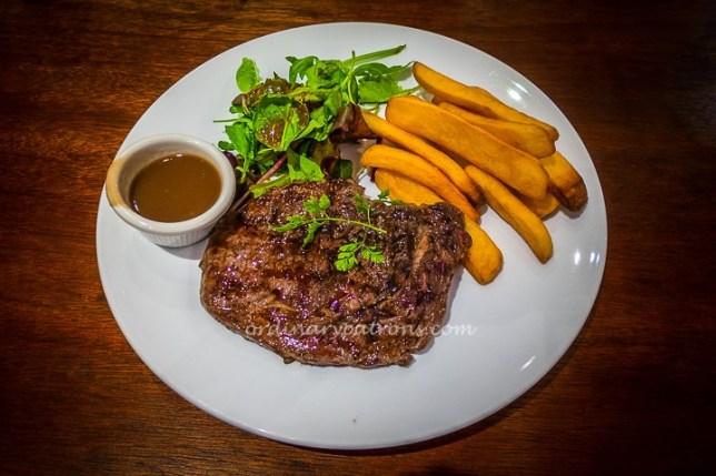 Pepper Steakhouse Australian Ribeye