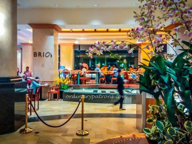 Brio's Cafe