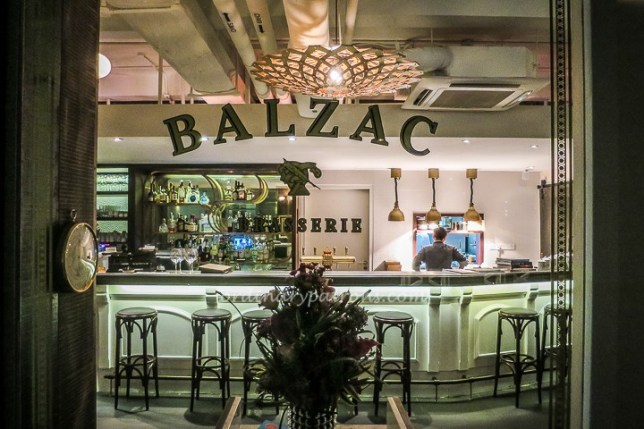 TOP New Restaurants in Singapore - Balzac at Fort Canning