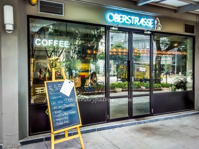 Oberstrasse Cafe