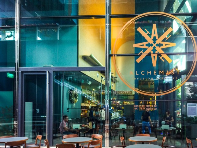 Alchemist Beer Lab at South Beach Avenue