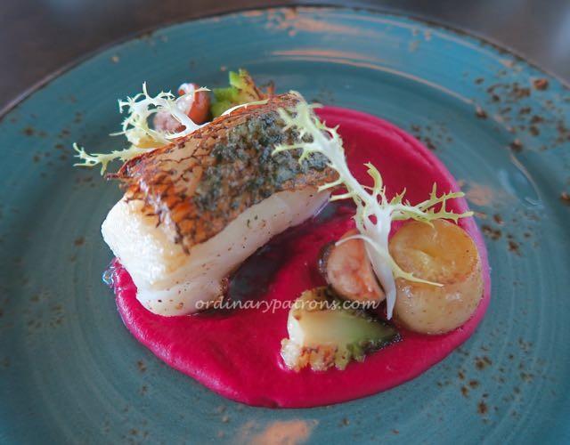 Aura Restaurant National Gallery - 12
