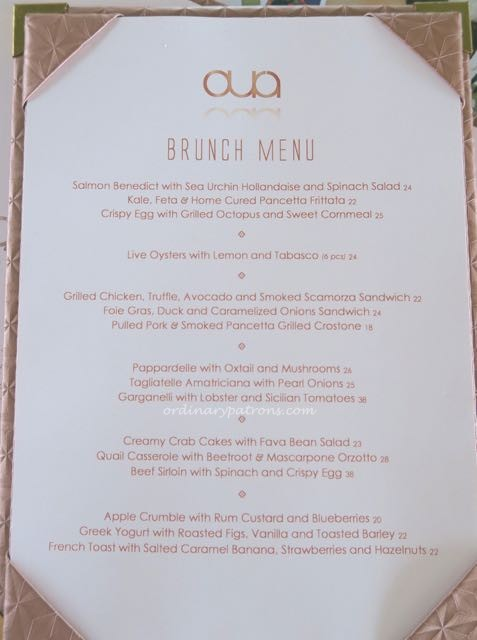 Aura Restaurant National Gallery - 6