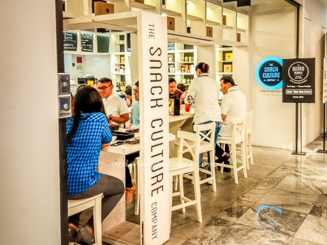 The Snack Culture & The Bento People