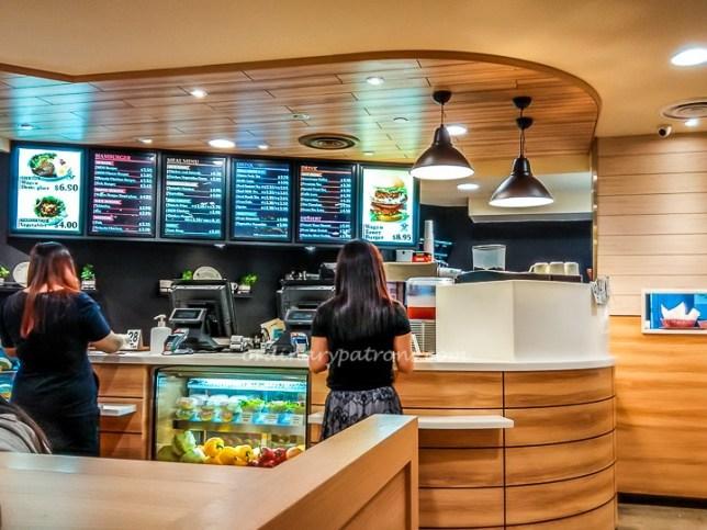 MOS Cafe Raffles City