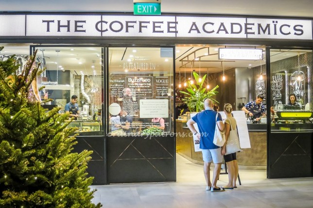 The Coffee Academics Singapore