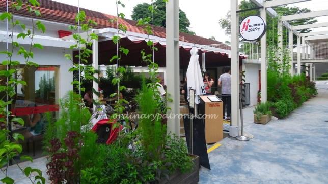 Huber Bistro Singapore