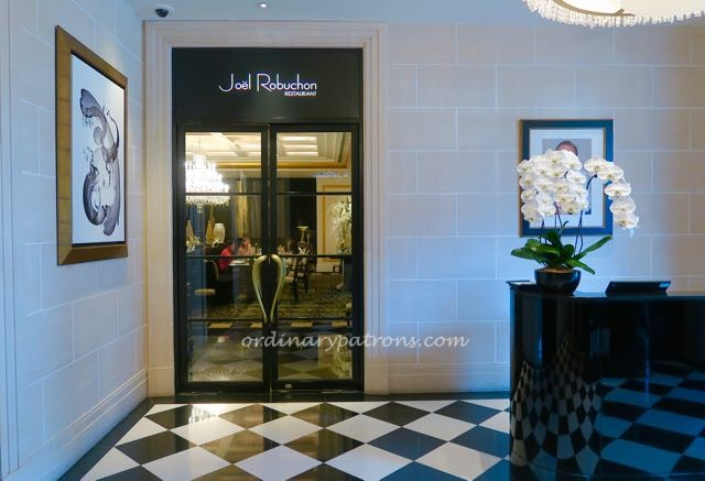 Joël Robuchon Singapore