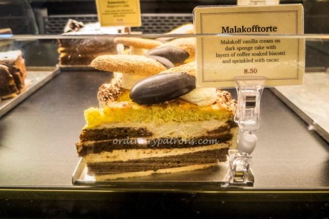 Kaiserhaus desserts
