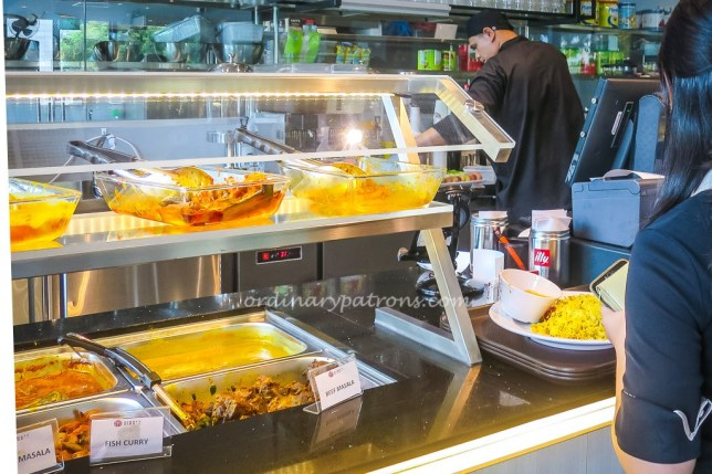 Indian Food at Ninety Nine Paya Lebar