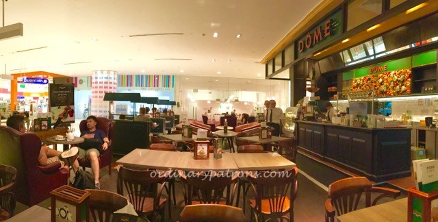 Dome Cafe Scotts Square 5 - 1