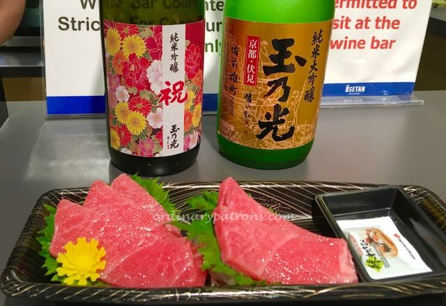 Isetan Westgate Supermarket food and sake - 13