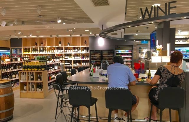 Isetan Westgate Supermarket food and sake - 6